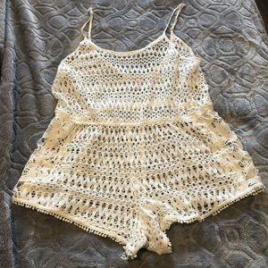 Victoria Secret Swim suit cover up